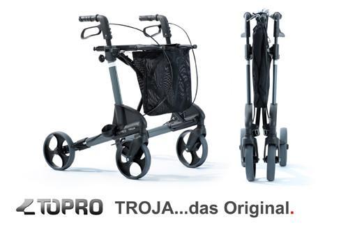 Topro Troja Rollator