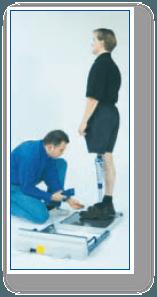 L.A.S.A.R. Posture Messung